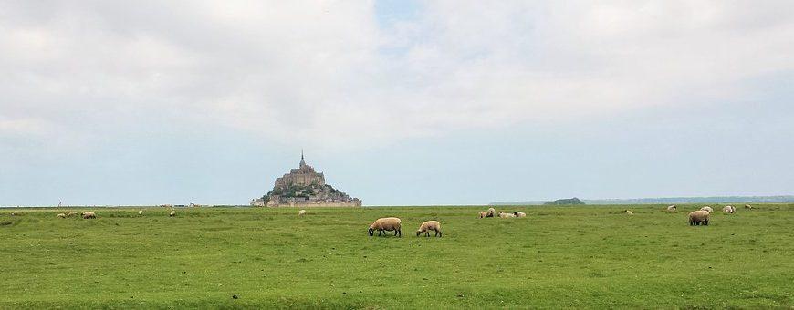Randonnée découverte la traversé de la baie du Mont Saint Michel (2 jours/2 nuits)