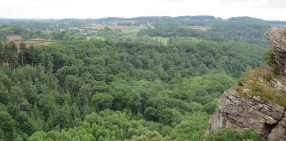 Randonnée à cheval à la découverte de la Suisse Normande (2jours/2nuits)